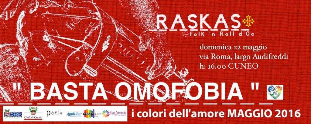2016 - I colori dell'amore 000 - Raskas_Giornata basta omofobia